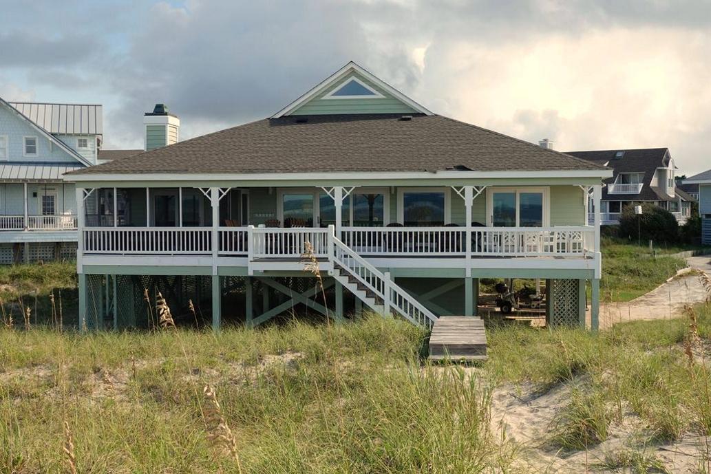 Classic NC beachfront property